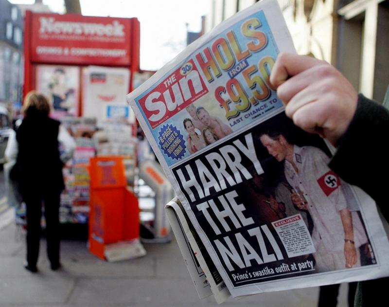 Harry The Nazi