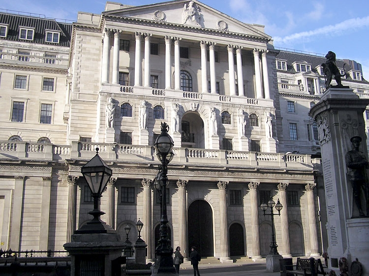 Bank of England Picture