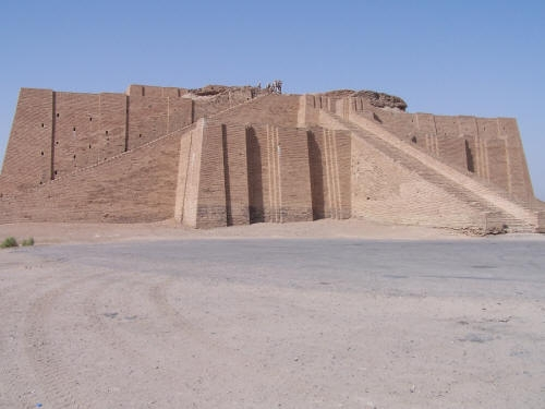 The Ancients , The Land Of UR - Ancient Ziggerats of  THE SUMERIANS !