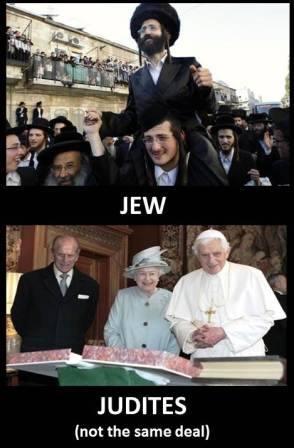 Jews VS Judites