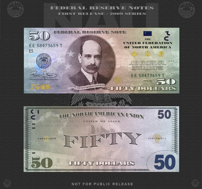 NWO Money and Coins