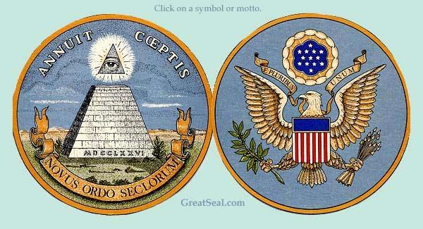 United States Seal Symbolism