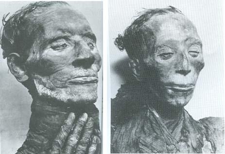 Yuya & Tuya Mummies