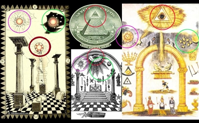 masonic artwork