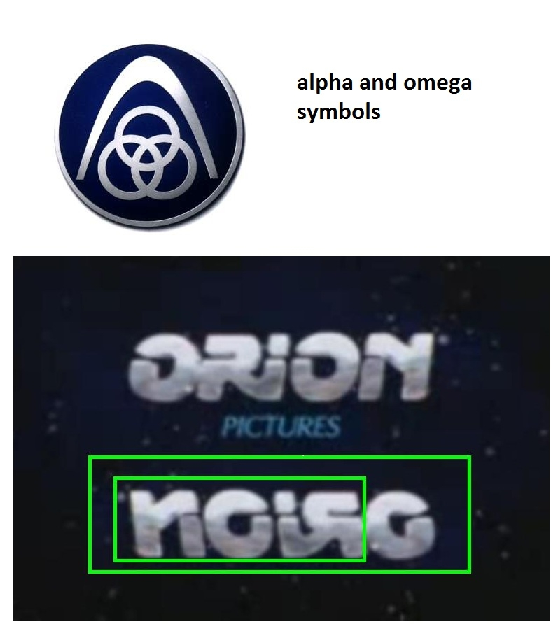 Two Cool Alpha And Omega Symbols Which Tie It All Together Truth