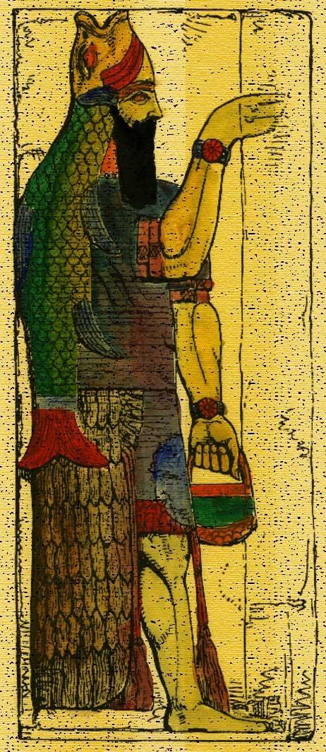 Dagon Fish Symbolism