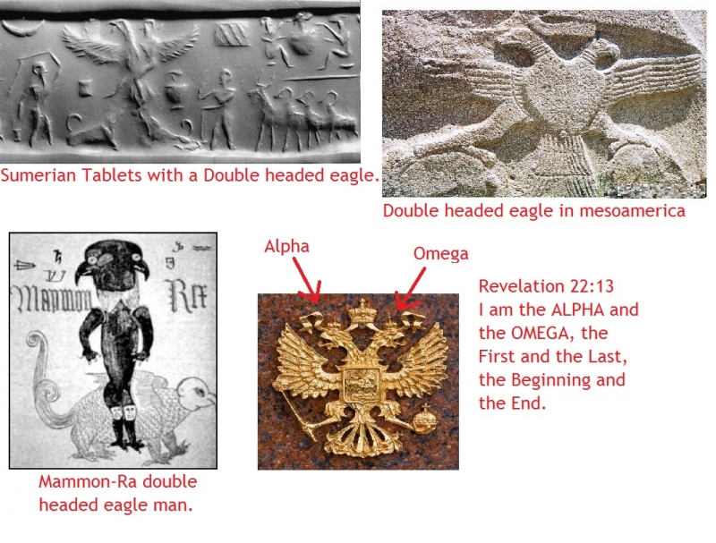 Double headed eagle meaning