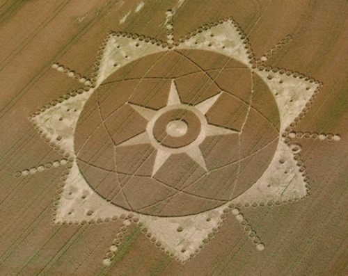 EA ENKI CROP CIRCLE 7 HEPTA-GEOMETRY