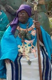 Ufo Abductee African Shaman Credo Mutwa.