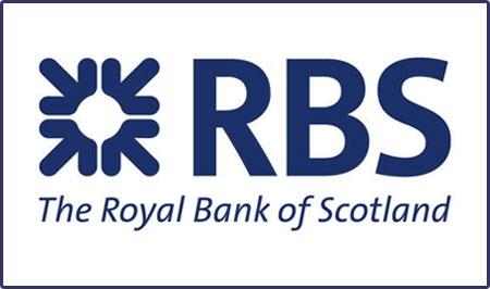 RBS logo with tyr runes
