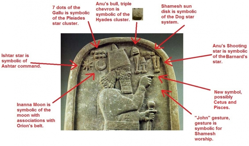 Sumerian tablets with a new symbol :O