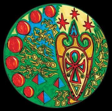 Biaviian Symbols by Riley Martin.