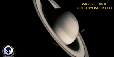 Leaked! Secret Russian Satellite Images of UFO Around Saturn MAJOR Leak in the UFO World