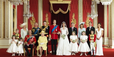 How the Crown Rules the World