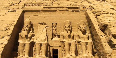 Ancient Egypt a world nation?