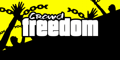 My New Book -- Crowd Freedom: How To Create A Free Society Without Government