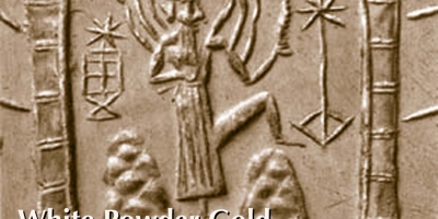 WHITE POWDER GOLD, SECRETS OF ANCIENT ALCHEMY