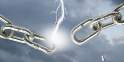 THE CHAINS WILL BREAK WHEN YOU AWAKEN TO YOUR DIVINE RIGHTS!